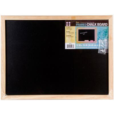 Framed Chalkboard 12