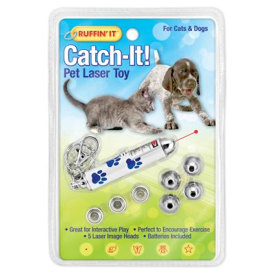 Catch It! Pet Laser Toy For Dogs And Cats  - 32057