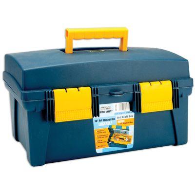 Pro Art Storage Box W/Inner Tray 16