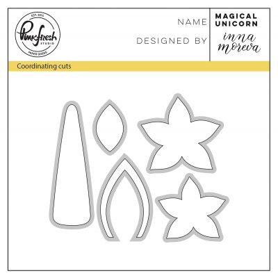 Pinkfresh Studio Die Magical Unicorn - PFCC1718