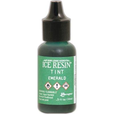 Ice Resin Tints .5Oz Emerald - IRT-58113