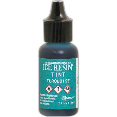 Ice Resin Tints .5Oz Turquoise - IRT-58144
