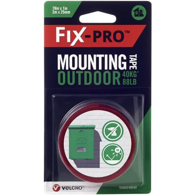 Velcro(R) Brand Fix-Pro Outdoor Mounting Tape 1