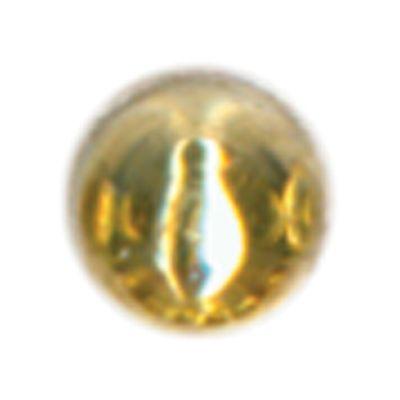 Raised Metal Dots 5Mm Round 64/Pkg Gold - RMD5MM-1984