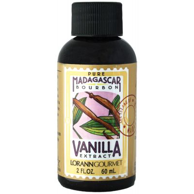 Pure Madagascar Vanilla Extract 2Oz - L3010