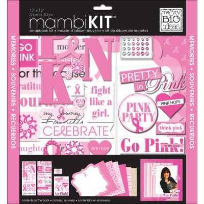 Me & My Big Ideas Page Kit 12