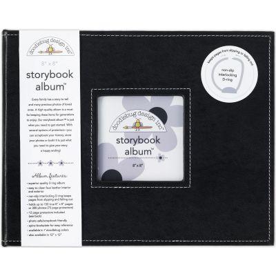 Doodlebug Storybook D Ring Album 8