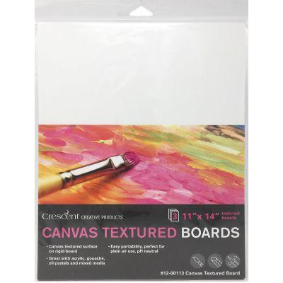 Crescent Canvas Board 3/Pkg-11