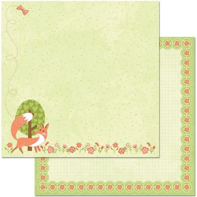 Weekend Adventures Double Sided Cardstock 12