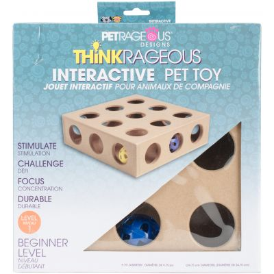 Petrageous Thinkrageous Interactive Toy 9.4