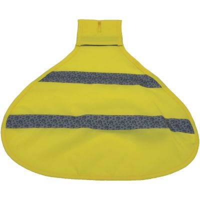 Coastal Reflective Safety Vest Neon Yellow Medium - 01911NYM