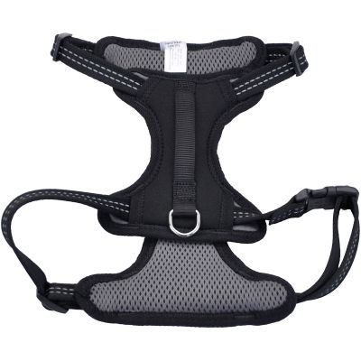 Coastal Reflective Control Handle Harness Black Medium - 06489BKM