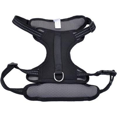 Coastal Reflective Control Handle Harness Black Large - 06689BKL