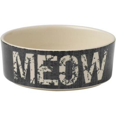 Petrageous Designs Bowl  Holds 2 Cups Meow - 13063