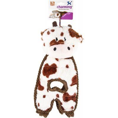 Charming Pet Cuddle Tugs Cozy Cow - 51036M
