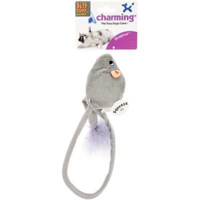 Charming Pet Snapcat Gray Mouse - 61138
