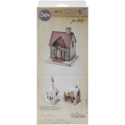 Sizzix Bigz Xl Die By Tim Holtz 6
