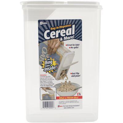Buddeez 4Qt Bag In Cereal & More Dispenser 11