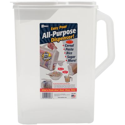 Buddeez 8Qt Bag In All Purpose Dispenser W/Handle 13.5