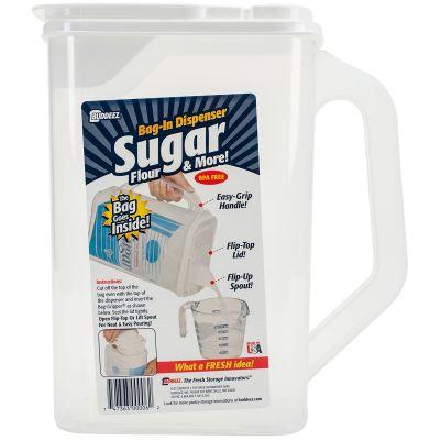 Buddeez 4Qt Bag In All Purpose Dispenser 10
