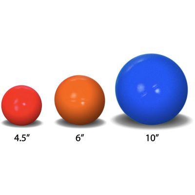 Virtually Indestructible Ball 4.5