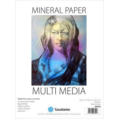 Multi Media Mineral Paper Pad 9