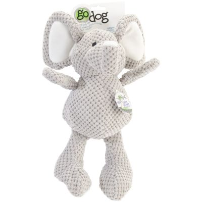 Godog Checkers With Chew Guard Large Elephant - 770962