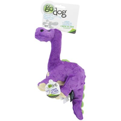 Godog Dinos Bruto With Chew Guard Small Purple - 770961