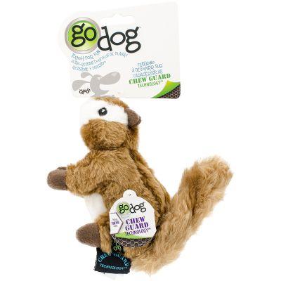 Godog Wildlife With Chew Guard Small Chipmunk - 770279