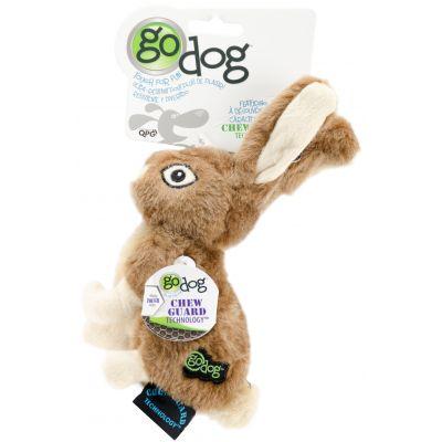 Godog Wildlife With Chew Guard Small Rabbit - 770281