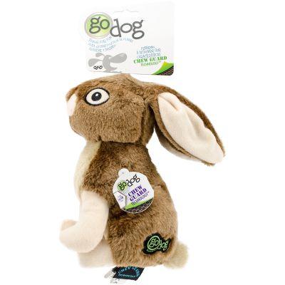 Godog Wildlife With Chew Guard Large Rabbit - 770282