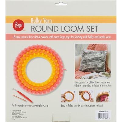 Boye Circular Bulky Loom Set  - 202001M
