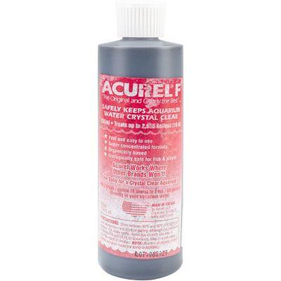 Acurel F Water Clarifier 250Ml Treats 2,650 Gallons - F250