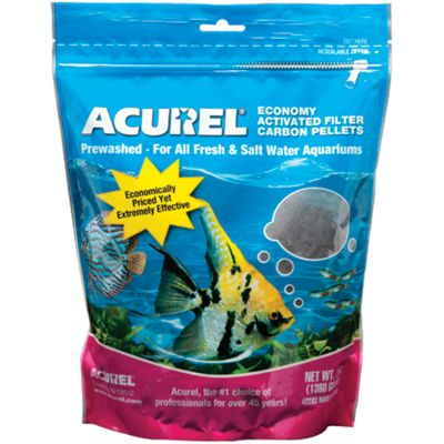 Acurel Economy Activated Filter Carbon Pellets 3Lb  - 2203