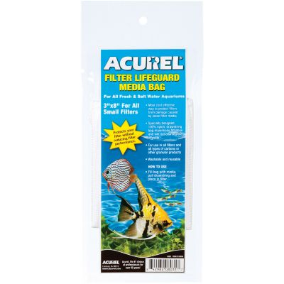 Acurel Filter Lifeguard Media Bag 3
