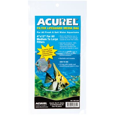 Acurel Filter Lifeguard Media Bag 4