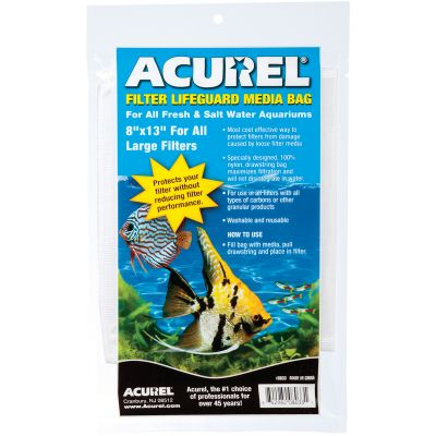 Acurel Filter Lifeguard Meida Bag 8
