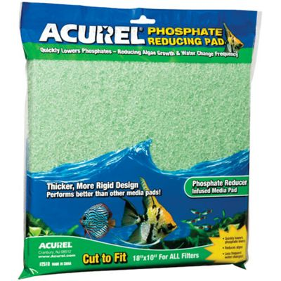 Acurel Phosphate Reducing Media Pad 18