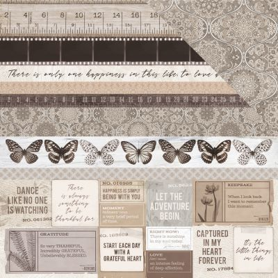 Whisper Double-Sided Cardstock 12