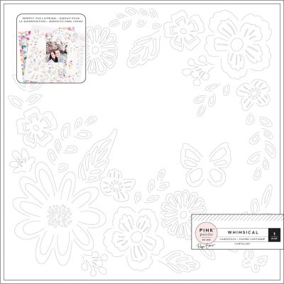 Paige Evans Whimsical Specialty Cardstock 12