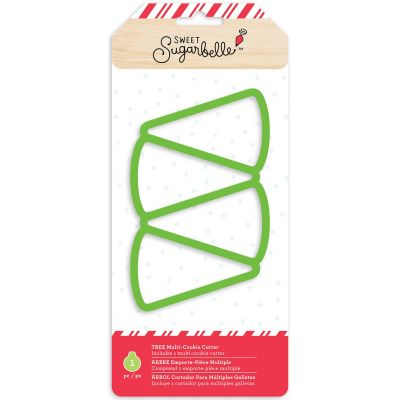Sweet Sugarbelle Mini Cookie Cutter-Christmas Tree