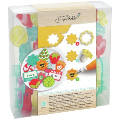Sweet Sugarbelle Cookie Cutter Set 25/Pkg-Shape Shifter