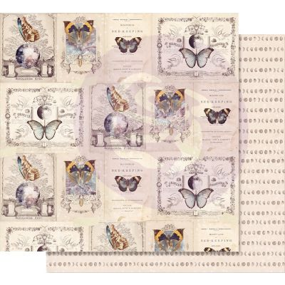 Moon Child Foiled Double-Sided Cardstock 12
