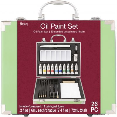 Studio 71 Oil Paint Set 25/Pkg-