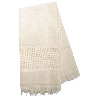 Charles Craft Maxton Velour Guest Towel 12