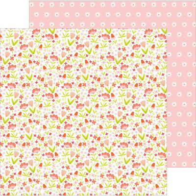 Oh Summertime Double-Sided Cardstock 12