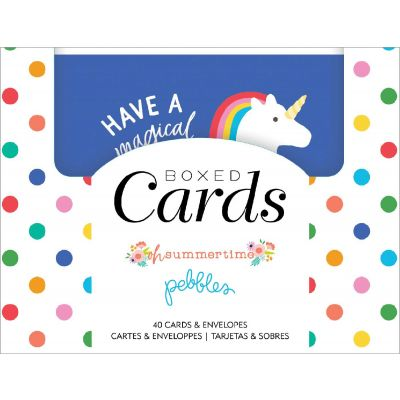 American Crafts A2 Cards W/Envelopes (4.375