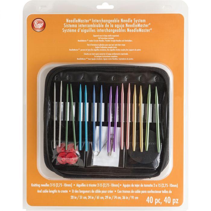 Boye Needlemaster Needlepoints Sz 4