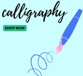 Learn about calligraphy