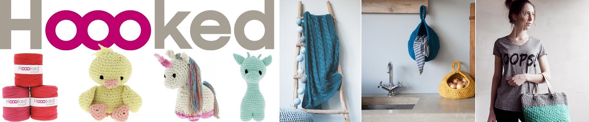 Hoooked Knit Kits